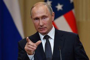 Trước nguy cơ lại bị Mỹ trừng phạt, Nga tuyên bố sẵn sàng đối phó