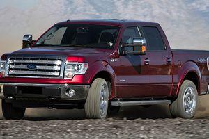 Ford triệu hồi 1,48 triệu xe bán tải F-150 do lỗi có thể gây mất lái
