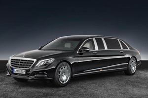Lãnh đạo Triền Tiên Kim Jong Un tậu Mercedes-Maybach S600 chống đạn đời mới