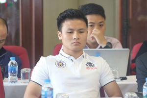 Quang Hải khéo léo trả lời câu hỏi về phong độ trước mùa giải 2019