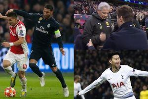 5 điều bạn không thể bỏ lỡ ở loạt trận Champions League đêm qua