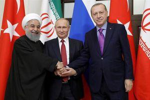 Nga, Iran và Thổ Nhĩ Kỳ họp bàn về hòa bình Syria