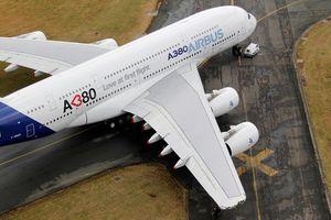 Airbus chính thức tuyên bố sẽ dừng sản xuất 'siêu máy bay' A380