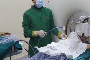 Người bệnh ung thư phổi thêm cơ hội sống khi điều trị bằng phương pháp mới này?