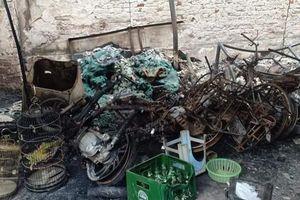 Hà Nội: Cháy nhà khiến con gái tử vong đúng mồng 1 Tết, gia đình nghi ngờ có người cố tình phóng hỏa