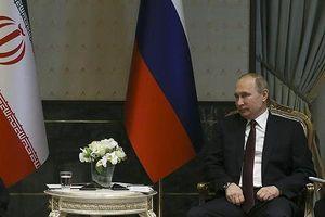 Tổng thống Putin: Nhiều vấn đề giữa Nga với Iran vẫn chưa được giải quyết