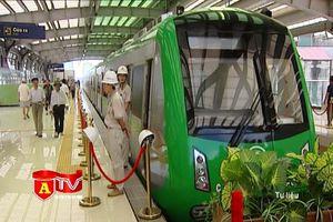 Đường sắt Cát Linh - Hà Đông dự kiến chạy vào tháng 4-2019