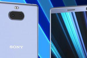 Lộ ảnh smartphone tầm trung có camera kép đầu tiên của Sony