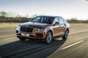 Bentley Bentayga Speed - SUV nhanh nhất hành tinh ra mắt