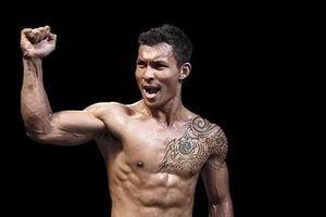 Võ sĩ Việt Nam ra mắt sân chơi MMA lớn nhất châu Á