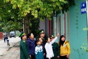 Những đường phố ghi công liệt sĩ chiến đấu bảo vệ biên giới ở Lào Cai