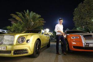 Ông Dũng 'lò vôi' nói gì về chiếc ôtô giá 40 tỉ đồng tặng sinh nhật vợ?