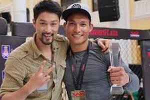 Việt Nam chính thức có võ sĩ thi đấu MMA chuyên nghiệp
