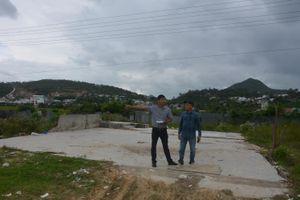 Sớm xử lý những sai phạm trong quản lý đất ở địa phương