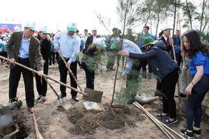 Ngành giáo dục nghề nghiệp phát động Tết trồng cây Xuân Kỷ Hợi