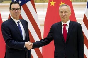 Đàm phán thương mại Mỹ - Trung kết thúc mà không có tuyên bố nào