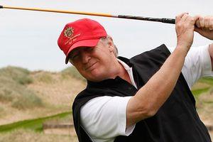 Ông Trump gắn game tiền tỉ ở Nhà Trắng