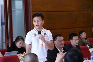 Siêu Cúp: Khát vọng trẻ Nguyễn Quang Hải