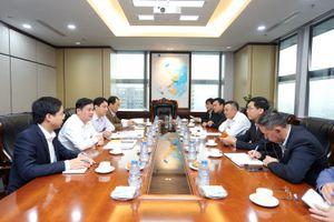 Lãnh đạo tỉnh Nghệ An làm việc với Tập đoàn Dầu khí Việt Nam