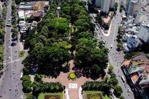 TP.HCM: Duyệt thi tuyển thiết kế quy hoạch khu vực trung tâm 16,7ha