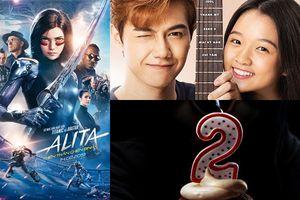 Cuối tuần háo hức ra rạp xem 'Alita: Thiên Thần Chiến Binh'