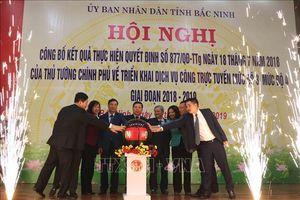 Bắc Ninh đẩy mạnh giải quyết dịch vụ công trực tuyến