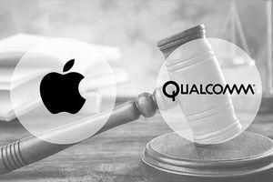 Apple nhượng bộ Qualcomm để được bán iPhone tiếp