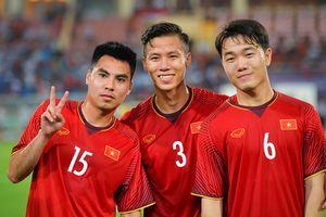 CĐV Trung Quốc muốn đội nhà so tài với tuyển Việt Nam tại cúp Tứ Hùng