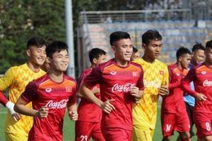 U22 Việt Nam chốt danh sách dự giải ĐNÁ: Nhiều cầu thủ HAGL góp mặt