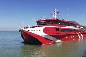 Vũng Tàu đi Côn Đảo chỉ mất 3 giờ đồng hồ bằng tàu cao tốc