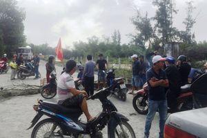 Quảng Nam: Người dân lo lắng khi có thêm một Nhà máy bê tông nữa tại CCN Nam Dương