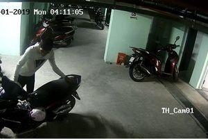 Đà Nẵng: Ngựa quen đường cũ, một đối tượng vừa được tại ngoại đã tiếp tục trộm cắp