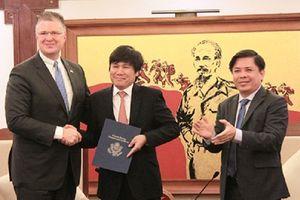 Mỹ chính thức trao chứng chỉ giám sát an toàn cho hàng không Việt Nam