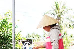 Người dân xã Ninh Lộc: Chưa yên tâm với chất lượng nước