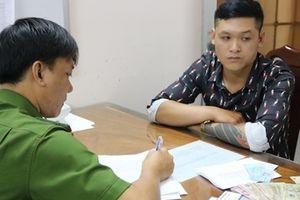 Hai thanh niên cho vay nặng lãi ở Trà Vinh, viết cam kết không hoạt động