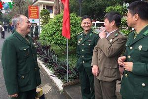 Cảm động cuộc gặp của những người lính mặt trận Vị Xuyên 1979