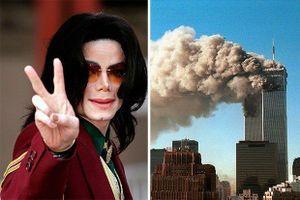 Michael Jackson từng thoát chết thần kỳ trong vụ khủng bố 11/9