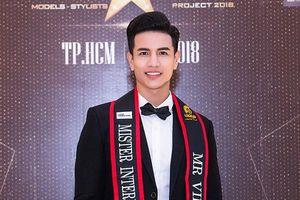 Trịnh Bảo được cấp phép dự thi Mr International 2019
