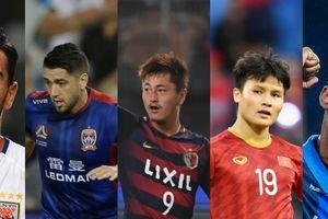 Quang Hải được AFC mang ra so đọ cùng sao Ý