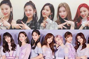 JYP áp đảo trong cuộc chiến của các nhóm nhạc nữ Kpop