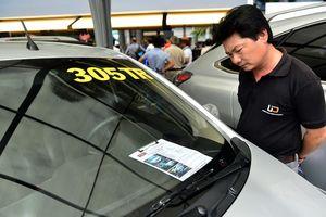 Bộ Tài chính đề xuất giá tính thuế tiêu thụ đặc biệt với ôtô nội