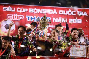 Nhìn lại chiến thắng thuyết phục của Hà Nội FC tại Siêu Cup Quốc gia