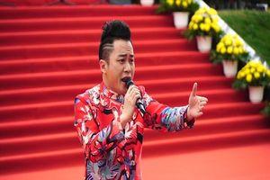 Khai mạc Tây Yên Tử: Ca sĩ Tùng Dương xúc động khi về quê hương thứ 3