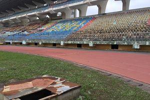Sớm đưa sân vận động Ninh Bình vào hoạt động hiệu quả