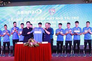 Câu lạc bộ bóng đá Than Quảng Ninh xuất quân mùa giải 2019