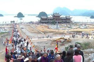 Khai hội chùa Tam Chúc Xuân Kỷ Hợi 2019