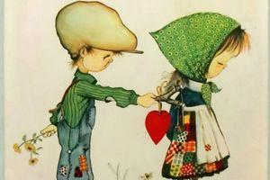 Mật mã tình yêu trong tấm thiệp Valentine người đàn ông gửi vợ suốt 40 năm