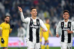 Ronaldo ngày càng quan trọng hơn với Juventus
