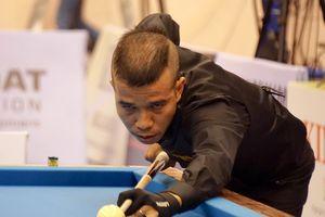 Quyết Chiến và Đình Nại giành vé đi tiếp tại giải billiards 3 băng World Cup Antalya