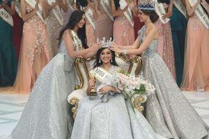 Nhan sắc mỹ nhân 18 tuổi, thành thạo 4 ngôn ngữ vừa đăng quang 'Miss Indonesia 2019'